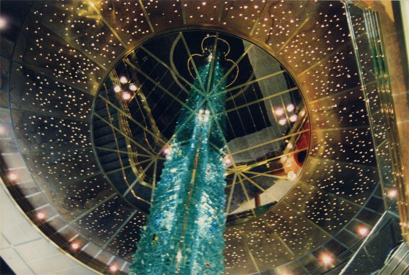 Cielo stellato con fibra ottica illuminazione a fibre ottiche by
